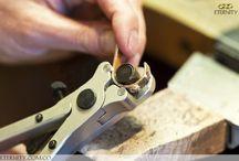 #Diseño y #producción #joyas / Proceso de #diseño y #elaboración de joyas en #oro