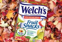 welchs snacks