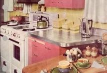 Vintage Interiors, Decors