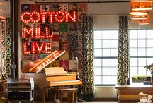Live music lounge