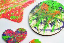 Hoppy - Arty Crafty / Fun art