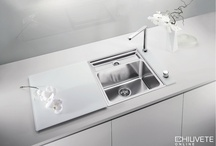 Chiuveta Blancostatura 6-IF Crystal / O combinatie puternica de design functional si estetica desavarsita in sticla
