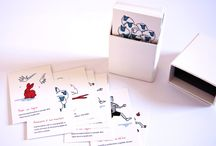 Business cards / my own business cards as a french teacher :-)
