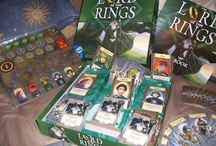 The Hobbit™ and Lord of the Rings™ Board Games