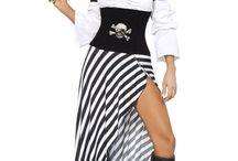 Fashion ✄ Costume (Pirate)