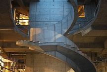 Stairways.