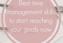 Time Management/Productivity