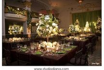 Grand Ballroom at The Mayflower Renaissance Hotel / Images of events in the Grand Ballroom at the historic Mayflower Renaissance Hotel in Washington D.C. / by Bergerons Flowers