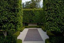 Paul Bangay's gardens