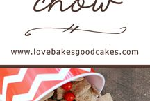 Christmas Baking / by Shaylin Whitted