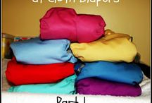 Cloth Diapers / by Brittany