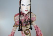 Doll art / handmade dolls