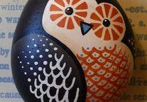 owl / by Patience Barnes