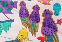 Put colour into your life! / Super Χρωμοαφίσα Βάλτε χρώμα στη ζωή των παιδιών!!!