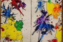 Art Lesson: Abstract Art