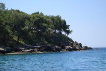 Alanya, / Okurcalar ,Alanya Çimtur Plajı