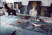 Artists, studios and creative spaces