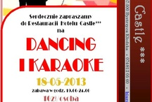 Dancing z karaoke 18.05.2013