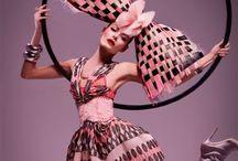 Circus(dress, hair, makeup)