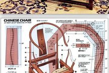 Tegning til møbler
