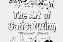 karikatur tegning