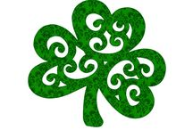 St. Patrick's Day / May the luck of the Irish be with you!