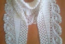 bufandas y pañolets