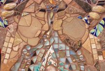 Mosaics and Stained Glass / by Elspeth McLean