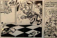 Bande dessinée / by François Bégnez