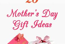 Mother's Day / Loads of great gift ideas for your Mum this Mother's Day!