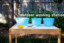 outdoor play / by Vicki Talbott