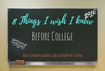 College Advice from Student Bloggers