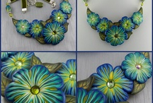 Handmade Jewelry Necklaces / by LaLa Ortiz