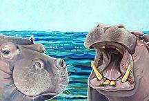 Children's Book Illustrations by Nancee Jean Busse / Children's Book Illustrations by Nancee Jean Busse