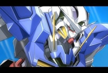 Mobile Suit Gundam 00 / by Mark Hall