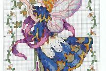 borduren fairys