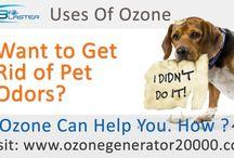 Uses Of Ozone