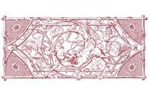 folk / A stílusában többféle, színes és egyszínű, azonosítható és stilizált magyar népművészeti motívumok felhasználásával készült dekort elsősorban a népies és hagyományos stílus kedvelőinekszánjuk. Megjelenésében és kialakításában elsősorban a konyhai dekor és magyar souvenir kategóriában számít elismerésre, de ugyanúgy alkalmazható hétköznapi használati tárgyak, vagy csomagolás díszítésére is.