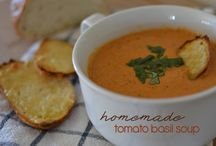Soups / by Hilary Underwood