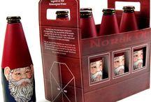 pakcage of beer
