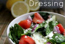 Sauces and dressings  / by Dejian Hidder