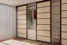 Cupboards for Bedroom