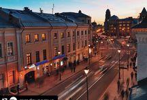 Лучший город Земли / Наше арт-пространство гордится не только уникальными интерьерами внутри, но и потрясающим видом из окон - на историческую часть Москвы, да и само здание, в котором располагается лофт, имеет более чем столетнюю историю!