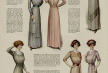 1890s, edwardian and teens era / by Ms Nelly