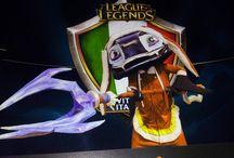 TUNDRA FIZZ COSPLAY / Cosplay del personaggio di Fizz dal gioco on line League of Legends