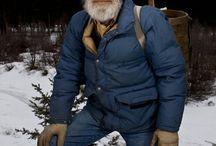 Mountain Men {my inspiration for rural life }