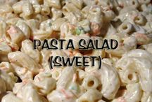 Pasta, Salads and sides / Salads,pastas and other side dishes