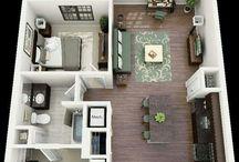 Ev Planları.