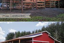 Pole Barn Construction :: Agriculture & Equine pole buildings / Agriculture and Equine Pole Barn Construction