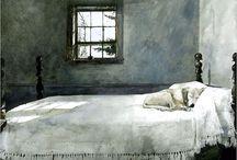 Andrew Wyeth Art